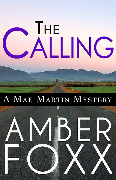 Amber Foxx is the author of the Mae Martin Mystery Series